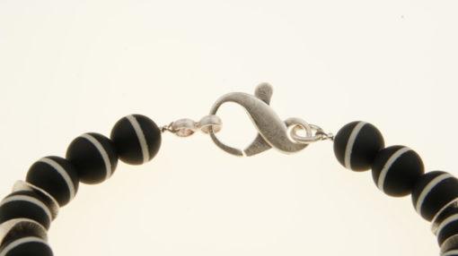 Achatkugelarmband
